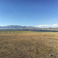 Photo taken at Crowley Lake by Brad K. on 7/17/2016