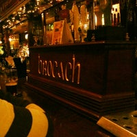 Photo taken at Brocach Irish Pub on the Square by Eric N. on 12/8/2012