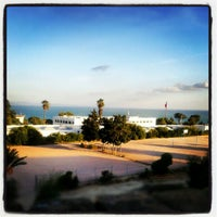 Photo taken at Lycée Carthage Présidence by Marwen C. on 10/8/2012