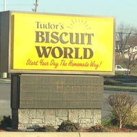 Photo taken at Tudor's Biscuit World by Bill A. on 11/21/2012