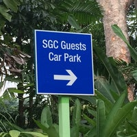 Photo taken at SGC Guests Carpark by Ghost on 11/4/2016