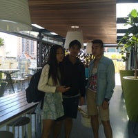 Photo taken at Westfield Food Court by Mimi on 7/3/2014