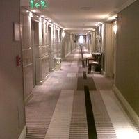 Photo taken at Hotel Intercontinental by César Martín C. on 7/5/2013