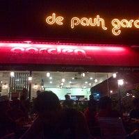 Photo taken at De Pauh Garden Restaurant & Cafe by Ilias R. on 11/14/2012