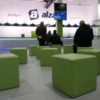 Photo taken at Alza.cz by David D. on 11/27/2012