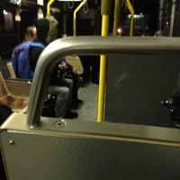 Photo taken at Metro Transit Terminal #6564 Bayers rd by Melanie J. on 1/4/2013