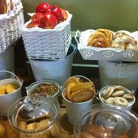 Photo taken at Caramel Cafe by Yuliya S. on 10/12/2012