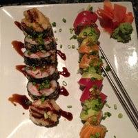 Photo taken at Yosake Downtown Sushi Lounge by Johnnie B. on 11/9/2012