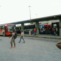 Photo taken at Terminal Integrado Barro by Gilberto S. on 3/1/2013