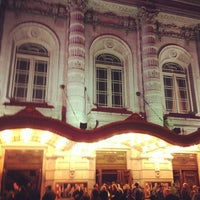 Photo taken at Lyceum Theatre by Gavin A. on 4/3/2013