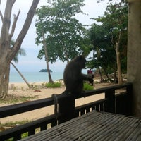 Photo taken at Siam Beach Resort Koh Chang by Oleg K. on 4/23/2013