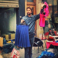 Photo taken at Rue Ramey by Guillaume M. on 9/21/2014
