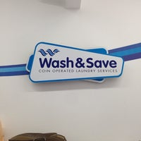 Photo taken at Wash & Save by Mia D. on 11/1/2014