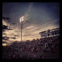 Photo taken at Farragut High School by Justin A. on 9/14/2012