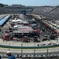 Photo taken at Martinsville Speedway by Jason H. on 4/7/2013