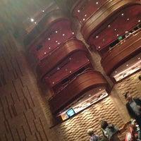 Photo taken at Teatro Bradesco by Thiago M. on 5/25/2013