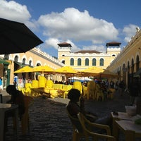 Photo taken at Mercado Público de Florianópolis by Andocides B. on 1/23/2013