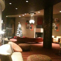 Photo taken at Radisson Hotel Duluth-Harborview by Cathy C. on 11/27/2012