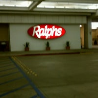 Photo taken at Ralphs by Charles S. on 1/22/2013