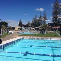 Photo taken at Ocean Spa by St John C. on 10/22/2014