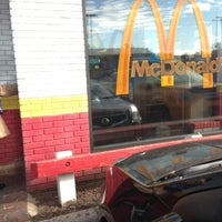 Photo taken at McDonald's by GuzzyGurl on 11/2/2012