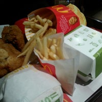 Photo taken at McDonald's by Bryan A. on 5/8/2013