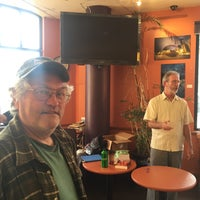 Photo taken at Mo Joe Cafe by Adrian C. on 10/24/2015