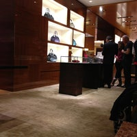 Photo taken at Louis Vuitton by Pp10 on 12/28/2012