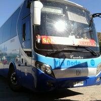 Photo taken at Terminal de Buses La Calera by Constanza A. on 11/11/2012