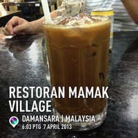 Photo taken at Mamak Village by Felix S. on 4/7/2013