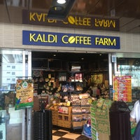 Photo taken at KALDI COFFEE FARM アトレ大井町2 by Papa P. on 5/21/2016