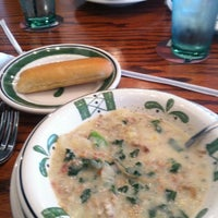 Photo taken at Olive Garden by Charlotte O. on 3/8/2013
