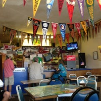 Photo taken at Bernie's Sub & Pizza Shop by Taylor W. on 3/30/2013