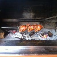 Photo taken at La Choza De Laurel by Marla C. on 11/19/2012