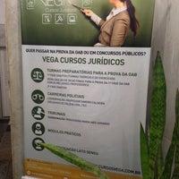 Photo taken at Vega Cursos Jurídicos by Ozéas L. on 2/15/2014