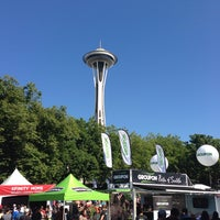 Photo taken at Bite Of Seattle by Francesco R. on 7/20/2013