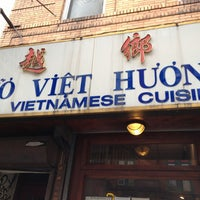 Photo taken at Pho Viet Huong by AndresT5 on 1/25/2013