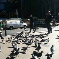 Photo taken at #OCCUPYWALLSTREET by justinstoned on 10/11/2012