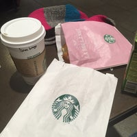 Photo taken at Starbucks by Santiago F. on 10/31/2015