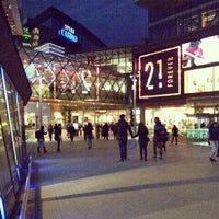 Photo taken at Westfield Stratford City by Dan P. on 3/27/2013