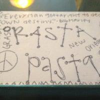 Photo taken at Rasta Pasta by Jeff S. on 3/1/2013
