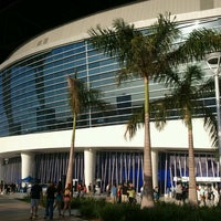 Photo taken at Marlins Park by John F. on 4/8/2013