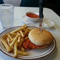 Photo taken at 59 Diner by Edgar A. on 11/21/2012