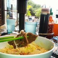 Photo taken at China Beach Vietnamese Bistro by Kyle D. on 5/9/2013