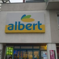 Photo taken at Albert by Friso v. on 11/19/2014