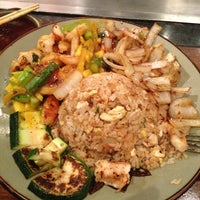 Photo taken at Benihana by Dwayne J. on 12/26/2012