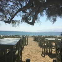 Photo taken at Paradiso Taverna by Flora K. on 8/21/2016