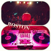 Photo taken at @MidEastClub Upstairs by Deejay T. on 4/9/2013