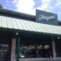 Photo taken at Player's by Mary O. on 4/14/2013