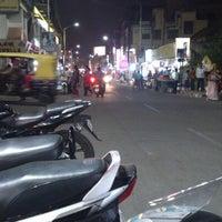 Photo taken at Gandhi Bazaar by Shweta S. on 12/18/2012